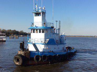 captain-willie-landers-at-sea